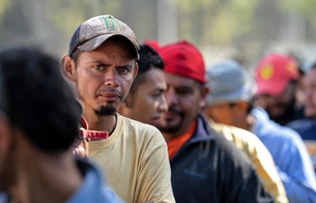 Migrant caravan reaches Mexico's capital