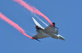 Highlights of Airshow China in Zhuhai, S China's Guangdong
