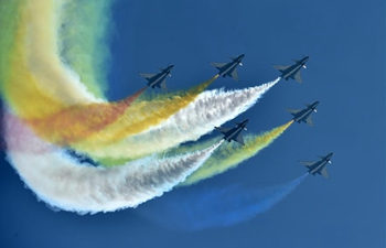 Airshow China opens in south China's Zhuhai