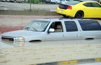 Flood hits Kuwait City