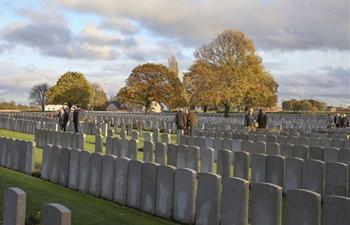 In pics: Lijssenthoek Military Cemetery in Poperinge, Belgium
