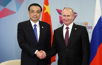 China, Russia see vast room for further cooperation