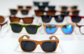 Bamboo spectacle frames make way to foreign markets