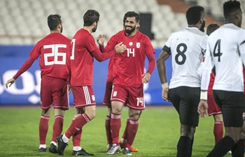 Iran beats Trinidad and Tobago 1-0 in friendly match