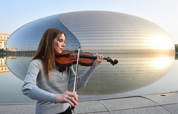 Polish violinist appreciates life in China