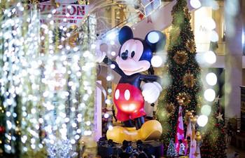Mickey-themed exhibition held in Kuala Lumpur, Malaysia