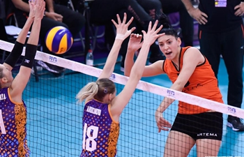 Highlights of 2018 FIVB Volleyball Women's Club World Championship
