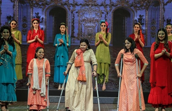 Fashion show for women with disabilities held in Mumbai, India