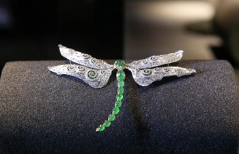 China Int'l Jewelry Fair held in Beijing