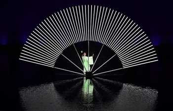 """On-site performance """"Return to the Three Gorges"""" premiered in Chongqing"""