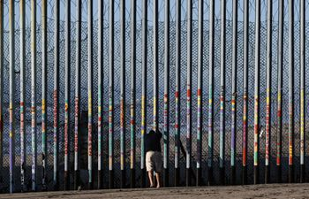 In pics: U.S.-Mexico border barrier in Tijuana, Mexico