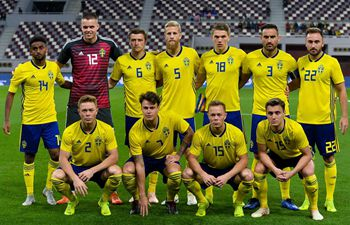 Int'l friendly soccer match: Sweden vs. Iceland