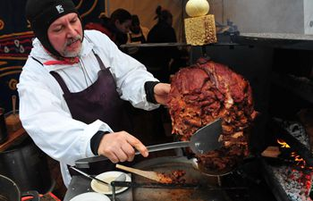 In pics: Riga Street Food Festival in Latvia