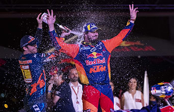 Highlights of 2019 Dakar Rally Race