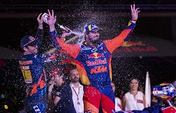 Highlights of 2019 Dakar Rally Race
