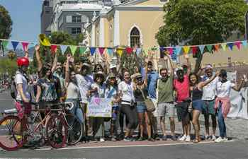Open Streets Day celebrated in Cape Town, South Africa