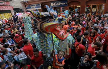 People celebrate Chinese New Year around world