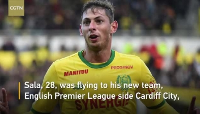 Body of Footballer Emiliano Sala returned to Argentina