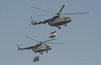 Aero-India air show takes off in southern Indian city