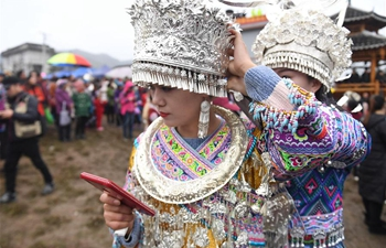 """Pohui"" festival held in south China's Guangxi"