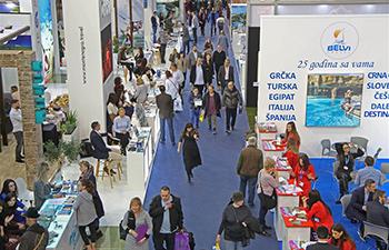 Int'l Belgrade Tourism Fair kicks off