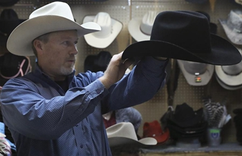 Houston Livestock Show and Rodeo held in U.S.