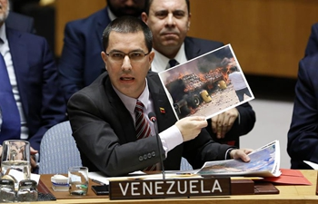 UN Security Council holds open meeting on latest events in Venezuela