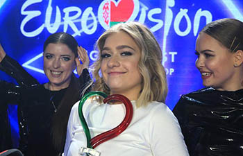 In pics: Eurovision Song Contest 2019 in Minsk, Belarus