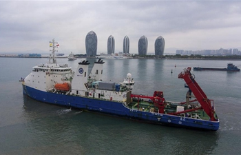 China's new manned submersible completes expedition mission