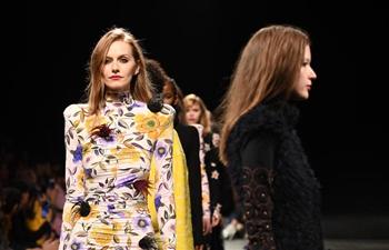 Lisbon Fashion Week: creations of Aleksandar Protic