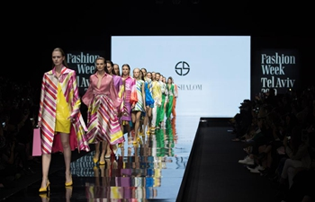 Highlights of Tel Aviv Fashion Week 2019