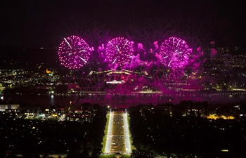 Annual Enlighten Festival closes in Australia