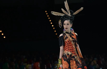 Highlights of Indonesia Fashion Week