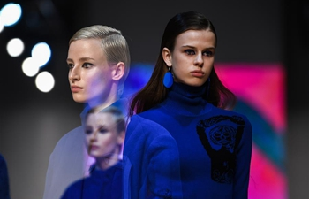 Fashion Week Russia kicks off in Moscow