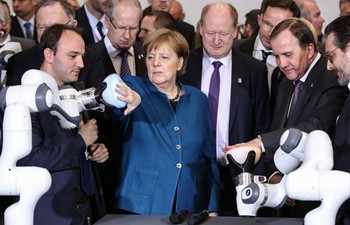 Hanover Fair showcases latest development of technologies for industrial use