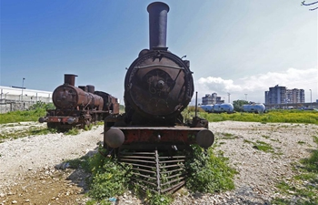 In pics: Tripoli's old train station in Lebanon