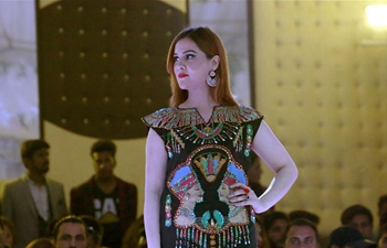 In pics: fashion show in Islamabad, capital of Pakistan