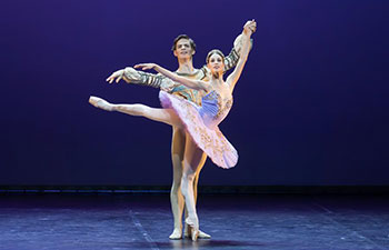 In pics: gala of Rudolph Nureyev Int'l Ballet Competition in Budapest