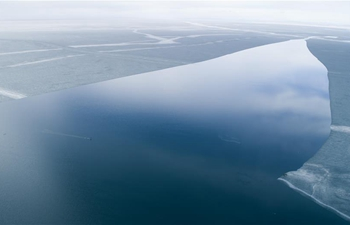 China's Qinghai Lake melts