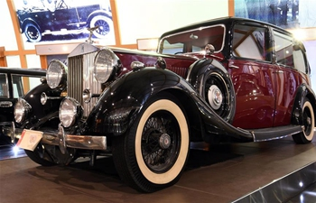 Kuwait's museum home to collection of over 35 historic, classic motor vehicles