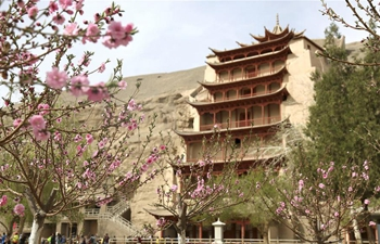 In pics: Mogao Grottoes in Dunhuang, NW China's Gansu