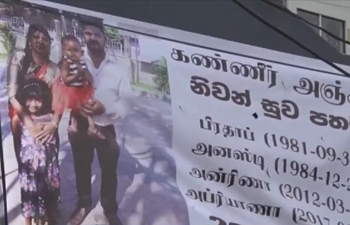 Sri Lanka: Nation mourns for victims of bombings