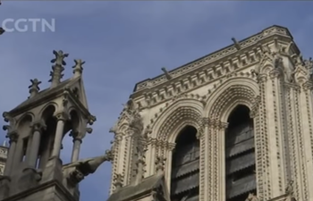 Controversy over millions of dollars pledged to restore Notre-Dame