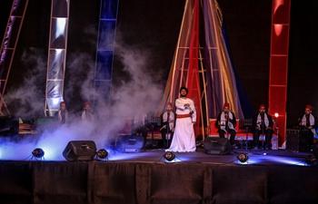 Al Kamandjati Festival held in Gaza City