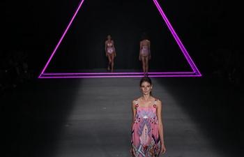 Highlights of Sao Paulo Fashion Week in Brazil