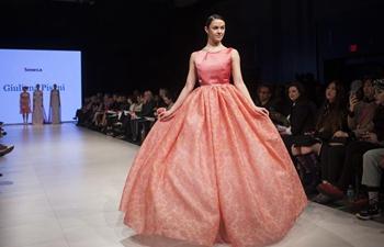 Highlights of 2019 Fashion Art Toronto runway show