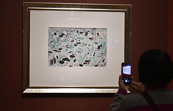 Exhibition held to commemorate artist Wu Guanzhong in Beijing