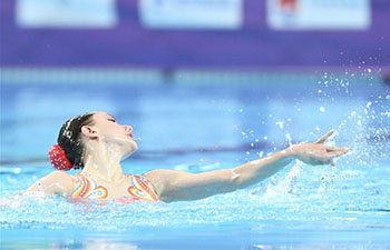 In pics: Fina Artistic Swimming World Series China Open 2019