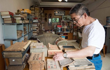 In pics: 57-year-old cleaner's love for reading