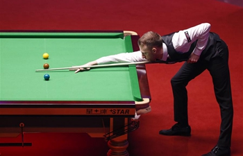 In pics: World Snooker Championship 2019 day 17